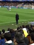 Карло Анчелотти на Mestalla Stadium