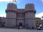 Знаменитые ворота в Валенсии, включенные в наследие ЮНЕСКО