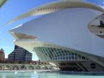 Оперный театр в Городе искусства и наук в Валенсии