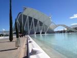 Научный музей в Городе искусства и наук в Валенсии