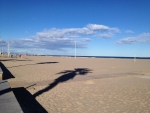 Городской пляж в Валенсии