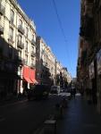 Улица в центре Валенсии