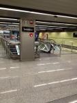 Станция метро внутри (Валенсия)
