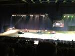 Машины играют в футбол (Top Gear Live Moscow 2013)