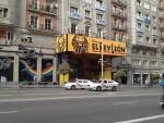 Развлекательный центр на улице Gran Via в Мадриде