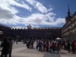 Plaza Mayor в Мадриде