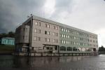 Отель 40-й Меридиан Арбат - вид с реки