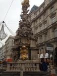 Памятник жертвам Чумы в Вене