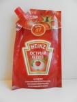 Heinz Острый - упаковка спереди