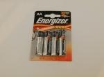 Литиевые батарейки Energizer AA plus powerseal