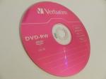 Verbatim DVD-RW 4x Colour Pink