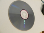 Verbatim DVD-RW 4x Colour Pink - обратная сторона