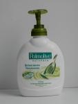 Жидкое мыло Palmolive олива и увлажняющее молочко - бутылочка спереди