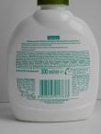Жидкое мыло Palmolive олива и увлажняющее молочко - бутылочка сзади