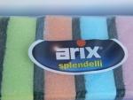 Губки с фиброй для посуды Arix splendelli - логотип