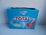 Таблетки для посудомоечных машин Minel Total 7 - коробка