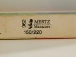 Mertz Manicure 962 - название
