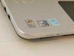 Нетбук Sony Vaio PCG-4T1P - наклейки