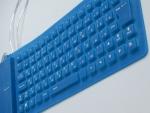 Резиновая водонепроницаемая клавиатура