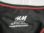 Спортивный бюстгальтер-борцовка H&M Sport - логотип