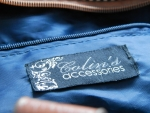 "Женская сумка ""Colin's"" - логотип"