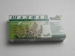 """Таблетки для рассасывания """"Шалфей"""" Natur Produkt - упаковка"""