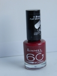 "Rimmel 60 Seconds 320 ""Rapid Ruby"""