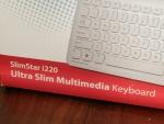 Клавиатура Genius SlimStar i220 White - коробка