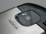 Смартфон Nokia E5 - камера