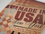 """Тетрадь общая Академия Групп """"Made in USA"""" - обложка"""