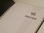 Тетрадь Reiter NB-02 - форзац