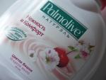 Жидкое мыло Palmolive Натурэль Цветок вишни