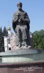 Памятник Николаю Чудотворцу и Часовни в честь Рождества Христова (Россия, Тольятти)