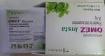 Пакеты Омеза Инста со вкусом мяты