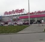 """Гипермаркет бытовой техники """"Media Markt"""" (Россия, Тольятти, Автозаводское шоссе, 6, ст 2) - вид снаружи"""