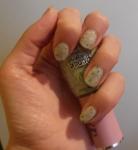 Лак для ногтей Dance Legend №949 Kiwi Smoothie - свотчи