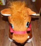 Лошадь-качалка Rudnix - рожица