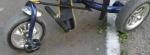 Детский трехколесный велосипед Navigator Trike - колеса
