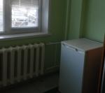 Диагностическое отделение городской клинической больницы №1 (Тольятти, ул. Октябрьская 68) - у кабинет есть и холодильник, и кушетка для больных, и удобные диванчики для пациентов