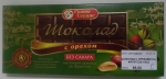 Шоколад «Грант Сервис» с орехом на фруктозе