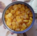 Кукуруза сладкая Иска в зернах