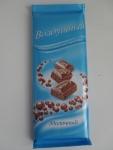 """Шоколад молочный пористый """"Воздушный"""""""