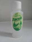 Жидкость для снятия лака без ацетона «Ласка»
