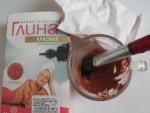 Косметическая глина красная натуральная в порошке МедикоМед: в разведенном виде