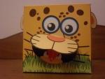 Веселая упаковка носовых платочков Zewa Kids 3d