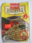 Приправа для спагетти Premier: упаковка