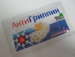 """АнтиГриппин"" ромашковый: пакетик"