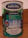 Масляно-фталевая эмаль Sniezka Supermal