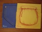 Игры в конвертах «Цветные кармашки»