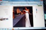 Фотография свадебного платья на сайте Pinme.ru